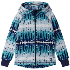 Reima Northern Fleece Sweater Kids, bleu